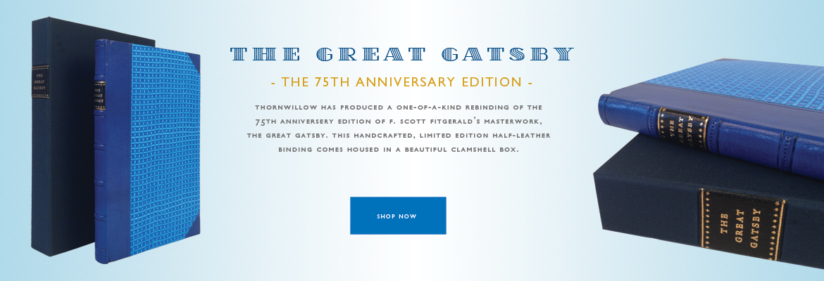 The Great Gatsby: 75th Anniversary Limited Edition