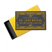 Thornwillow Business Cards