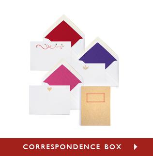 Valentine's Day Correspondence Box